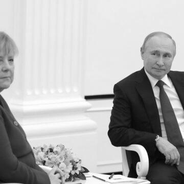 Меркель поділилась спогадами про окупацію Криму