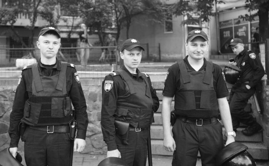 Поліція посилить режим охорони порядку 14 жовтня