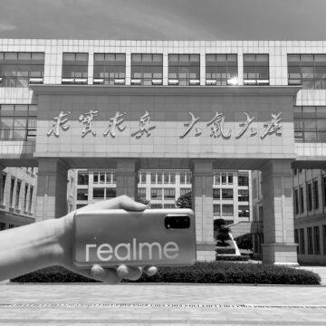 realme випускає смартфон з рекордною потужністю зарядного пристрою