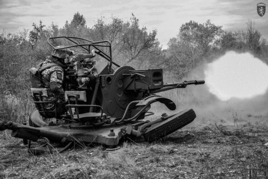 Російські окупанти поранили бійця ЗСУ