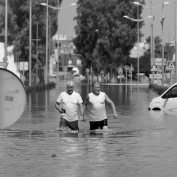 Затоплено іспанське місто Аліканте