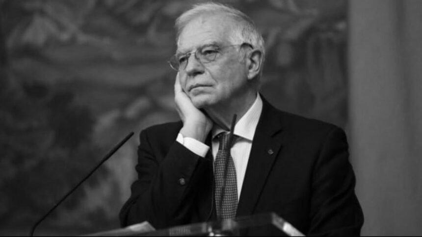 Боррель заявив, що на саміті Україна-ЄС не приймуть рішення про створення військової місії