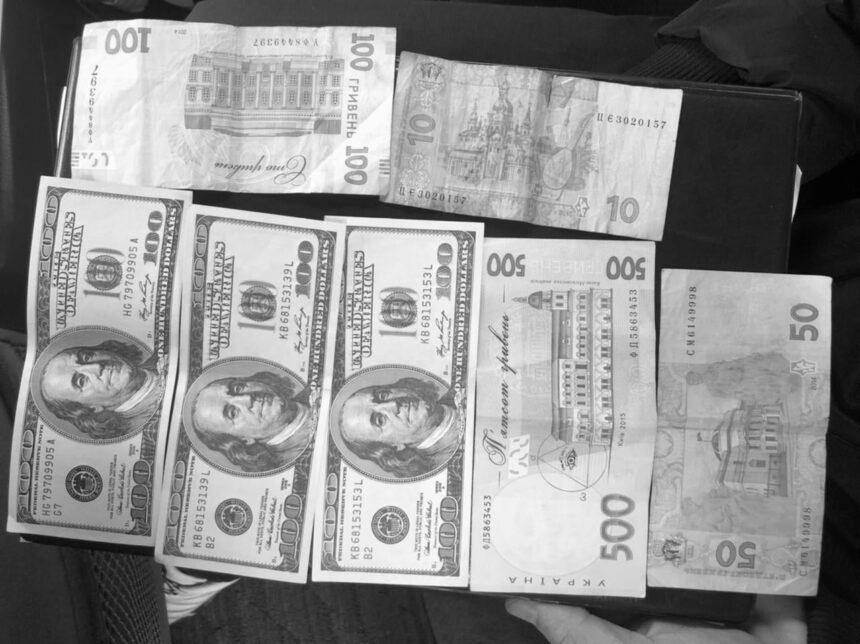 Продавали підроблені долари. Поліція Житомирської області затримала фальшивовалютників