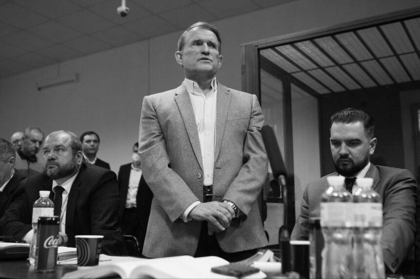 Прокуратура хоче оскаржити домашній арешт Медведчука