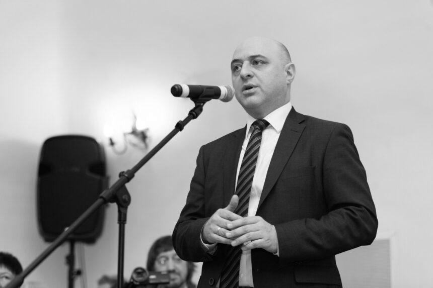 Новий посол Грузії у Києві обговорив у МЗС України затримання Саакашвілі